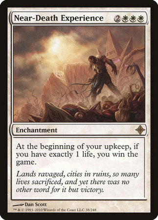 Near-Death Experience [Rise of the Eldrazi] | Eastridge Sports Cards & Games