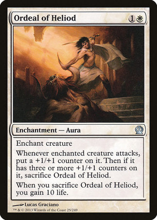 Ordeal of Heliod [Theros] | Eastridge Sports Cards & Games
