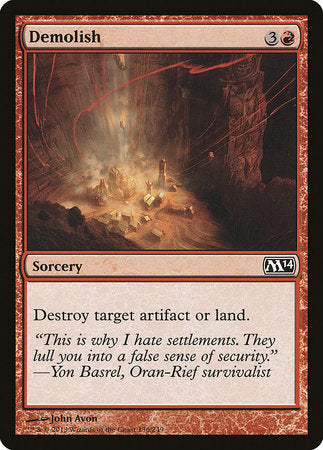 Demolish [Magic 2014] | Eastridge Sports Cards & Games