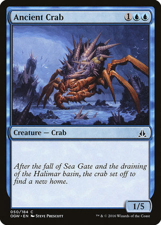 Ancient Crab [Oath of the Gatewatch] | Eastridge Sports Cards & Games