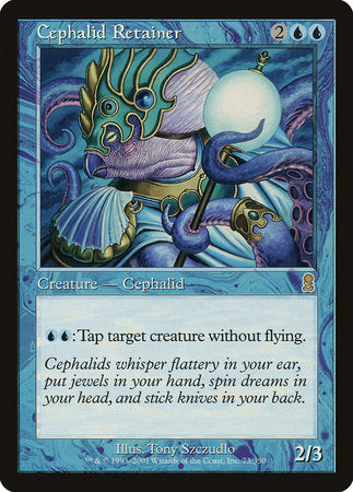 Cephalid Retainer [Odyssey] | Eastridge Sports Cards & Games
