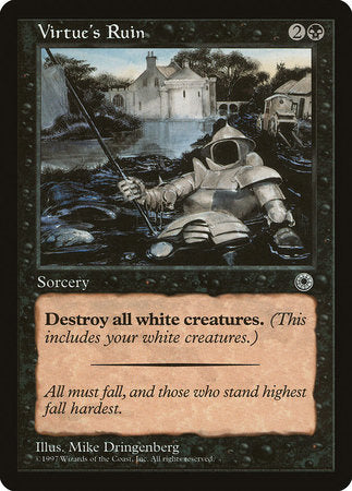 Virtue's Ruin [Portal] | Eastridge Sports Cards & Games