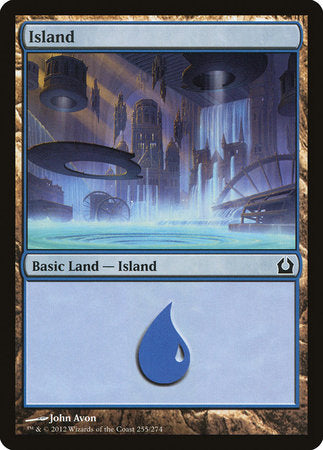 Island (255) [Return to Ravnica] | Eastridge Sports Cards & Games