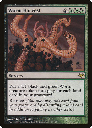 Worm Harvest [Eventide] | Eastridge Sports Cards & Games