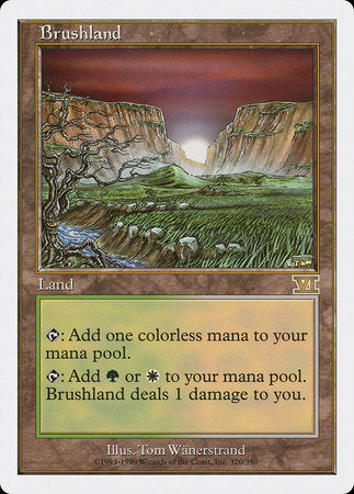Brushland [Classic Sixth Edition] | Eastridge Sports Cards & Games