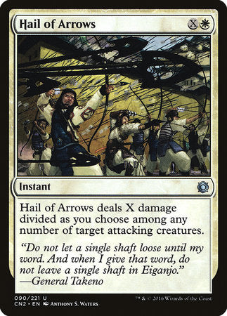 Hail of Arrows [Conspiracy: Take the Crown] | Eastridge Sports Cards & Games