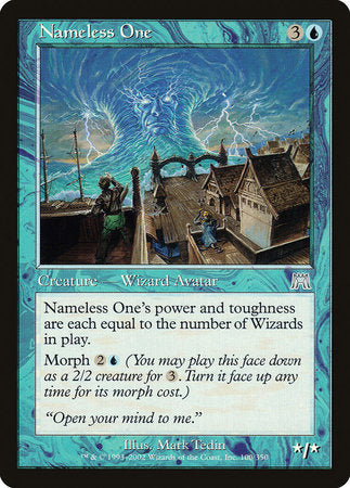 Nameless One [Onslaught] | Eastridge Sports Cards & Games