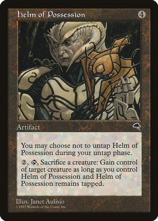 Helm of Possession [Tempest] | Eastridge Sports Cards & Games