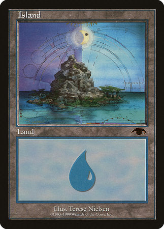 Island - Guru [Guru] | Eastridge Sports Cards & Games