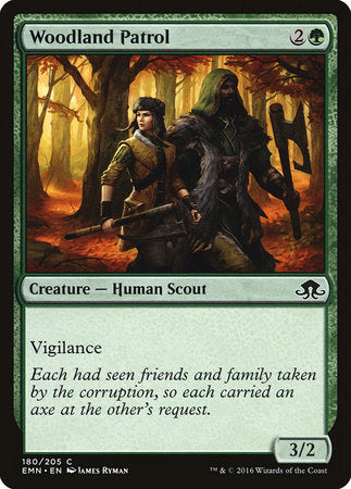 Woodland Patrol [Eldritch Moon] | Eastridge Sports Cards & Games