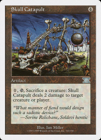 Skull Catapult [Classic Sixth Edition] | Eastridge Sports Cards & Games