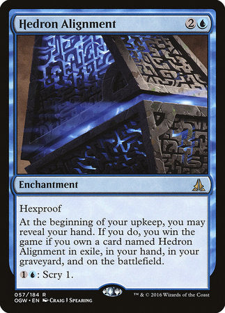 Hedron Alignment [Oath of the Gatewatch] | Eastridge Sports Cards & Games