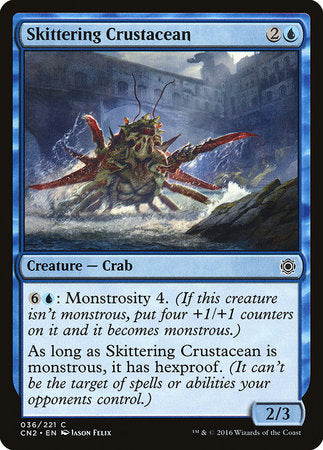 Skittering Crustacean [Conspiracy: Take the Crown] | Eastridge Sports Cards & Games