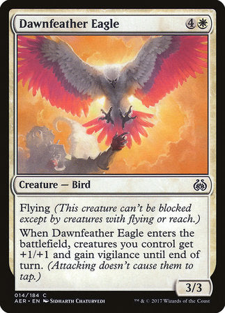 Dawnfeather Eagle [Aether Revolt] | Eastridge Sports Cards & Games