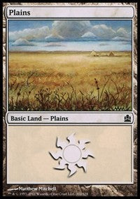Plains (302) [Commander 2011] | Eastridge Sports Cards & Games