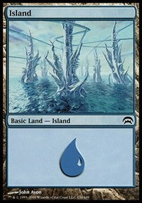 Island (150) [Planechase] | Eastridge Sports Cards & Games