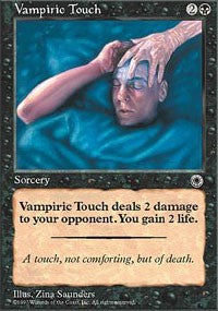 Vampiric Touch [Portal] | Eastridge Sports Cards & Games