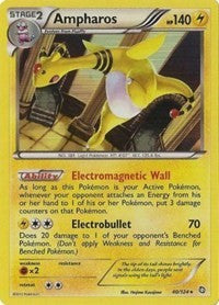 Ampharos [Dragons Exalted] | Eastridge Sports Cards & Games