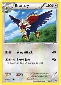 Braviary [Emerging Powers] | Eastridge Sports Cards & Games
