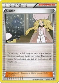 Caitlin [Plasma Blast] | Eastridge Sports Cards & Games