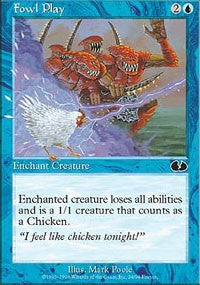 Fowl Play [Unglued] | Eastridge Sports Cards & Games