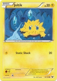 Joltik [Dark Explorers] | Eastridge Sports Cards & Games