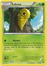 Kakuna [XY Base Set] | Eastridge Sports Cards & Games