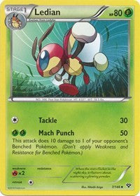 Ledian [XY Base Set] | Eastridge Sports Cards & Games