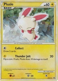 Plusle [HGSS Promos] | Eastridge Sports Cards & Games