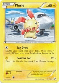 Plusle [Dark Explorers] | Eastridge Sports Cards & Games