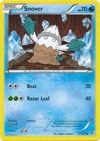 Snover [Plasma Blast] | Eastridge Sports Cards & Games