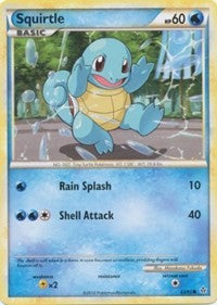Squirtle [Unleashed] | Eastridge Sports Cards & Games