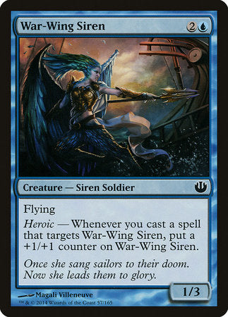 War-Wing Siren [Journey into Nyx] | Eastridge Sports Cards & Games