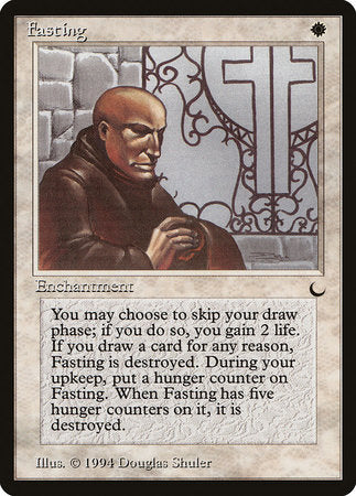 Fasting [The Dark] | Eastridge Sports Cards & Games