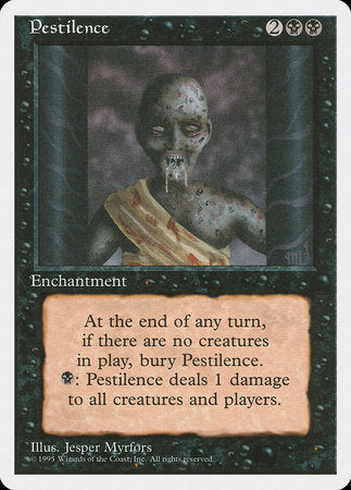 Pestilence [Fourth Edition] | Eastridge Sports Cards & Games