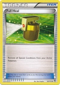 Full Heal [XY - Furious Fists] | Eastridge Sports Cards & Games
