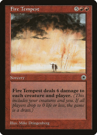 Fire Tempest [Portal] | Eastridge Sports Cards & Games