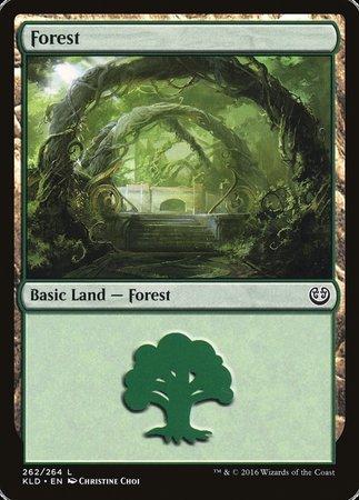 Forest (262) [Kaladesh] | Eastridge Sports Cards & Games