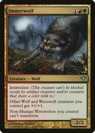 Immerwolf [Dark Ascension] | Eastridge Sports Cards & Games