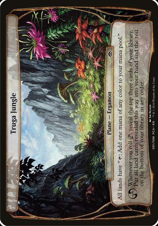 Truga Jungle (Planechase Anthology) [Planechase Anthology Planes] | Eastridge Sports Cards & Games