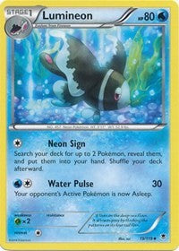 Lumineon [XY - Phantom Forces] | Eastridge Sports Cards & Games