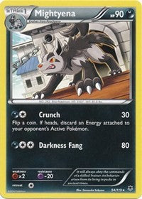 Mightyena [XY - Phantom Forces] | Eastridge Sports Cards & Games