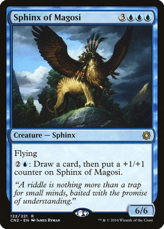 Sphinx of Magosi [Conspiracy: Take the Crown] | Eastridge Sports Cards & Games