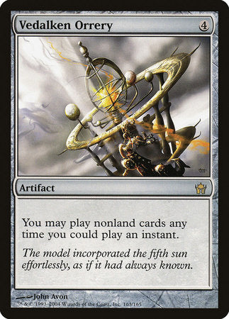 Vedalken Orrery [Fifth Dawn] | Eastridge Sports Cards & Games