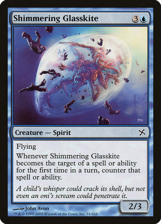 Shimmering Glasskite [Betrayers of Kamigawa] | Eastridge Sports Cards & Games