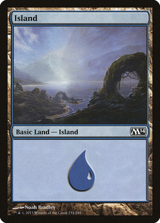 Island (234) [Magic 2014] | Eastridge Sports Cards & Games