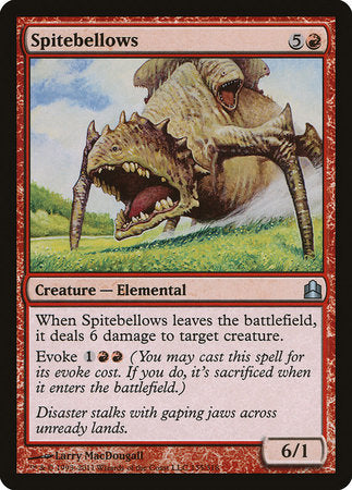 Spitebellows [Commander 2011] | Eastridge Sports Cards & Games