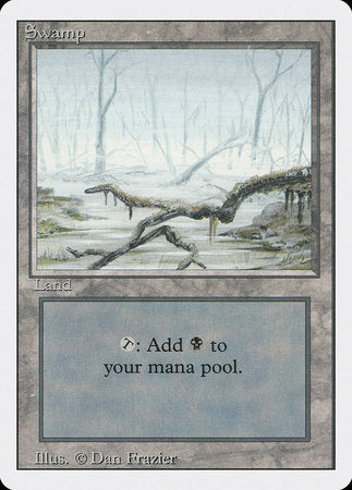 Swamp (A) [Revised Edition] | Eastridge Sports Cards & Games