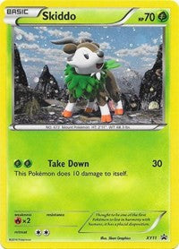 Skiddo [XY Promos] | Eastridge Sports Cards & Games