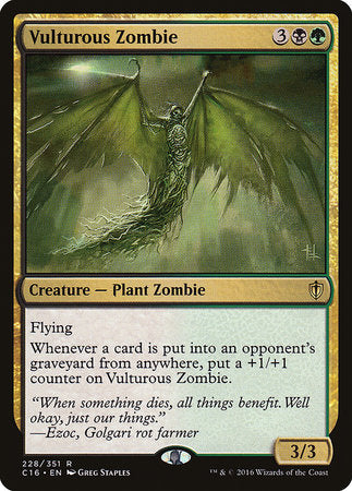 Vulturous Zombie [Commander 2016] | Eastridge Sports Cards & Games
